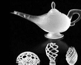 兰湾-3D打印材料-树脂-透明树脂